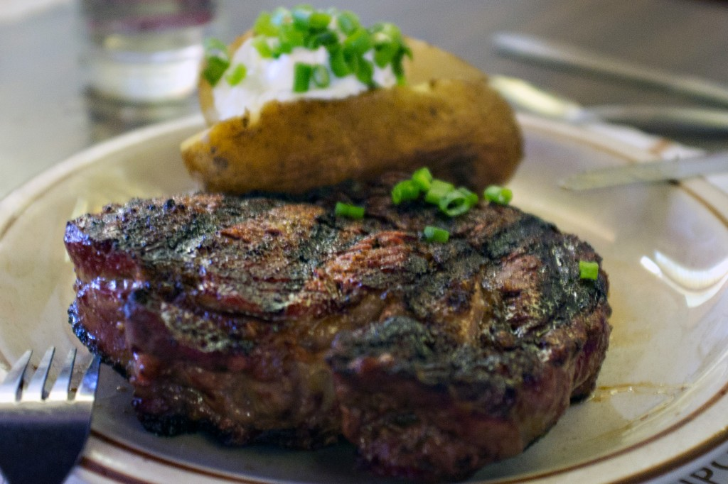 Jocko's Large Spencer Steak