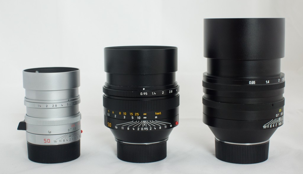 50mm Size Comparison