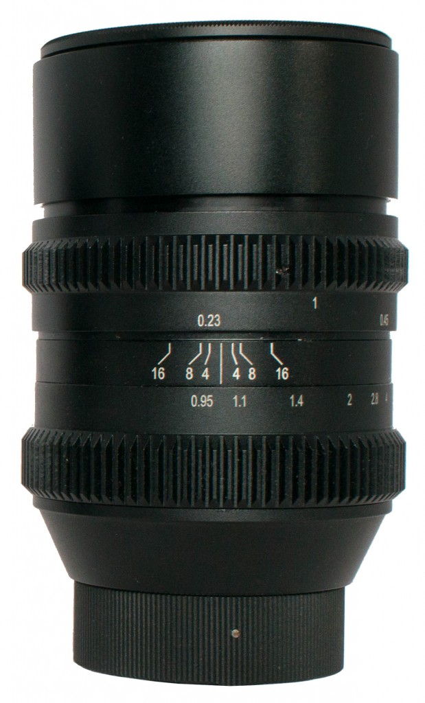 SLR Magic HyperPrime 35mm T0.95
