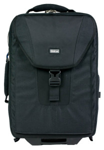 Think Tank Photo Airport TakeOff Rolling Camera Bag Review