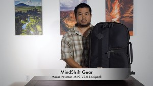 MindShift Gear Moose Peterson MP-3 V2.0 Backpack Review